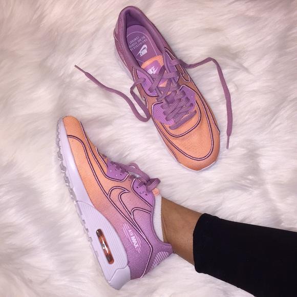Nike Air Max 90 Ultra 2.0 BR Lilac Orange